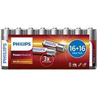 Akku Philips LR6P32FV/10, 32 Stück in der Packung - Baterie