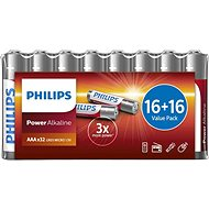 Philips LR03P32FV/10, 32 Stück in der Packung - Akku