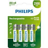 Philips R6B4A210 4 Stück - Akku