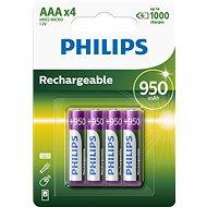 Philips R03B4A95 4 Stück - Akku