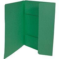 HIT OFFICE A4 Ekonomik 253 (je 50 Stück) - grün