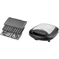 ECG S 299 3in1 Black - Toaster