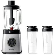 Philips Hochleistungsmixer mit 2 Trinkflaschen HR3655/00 Avance Collection - Standmixer