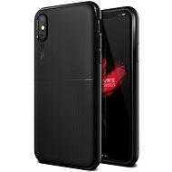 Verus Single Fit für iPhone X - Schwarz - Schutzhülle
