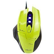 E-Blue Mazer Grün - Gaming-Maus