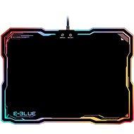 Mauspad E-Blue RGB, schwarz - Mousepad