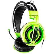 E-Blue Cobra HS Green - Kopfhörer mit Mikrofon