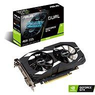ASUS DUAL GeForce GTX1650 4G - Grafikkarte