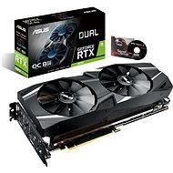 ASUS DUAL GeForce RTX 2070 O8G - Grafikkarte