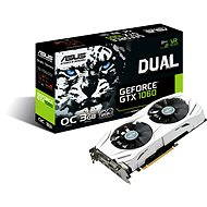 ASUS DUAL GeForce GTX 1060 O3G