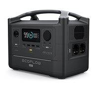 EcoFlow RIVER 600 MAX - Ladestation