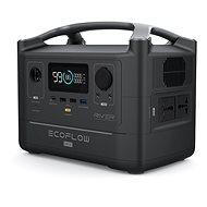 EcoFlow RIVER 600 MAX (internationale Version) - Ladestation