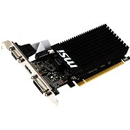 MSI GeForce GT 710 1GD3H LP - Grafikkarte