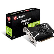 MSI GeForce GT 1030 Aero ITX 2GD4 OC - Grafikkarte