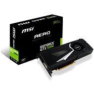 MSI GeForce GTX 1080 AERO 8G OC - Grafikkarte