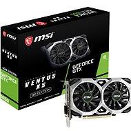 MSI GeForce GTX 1650 VENTUS XS 4G OC - Grafikkarte