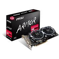 MSI Radeon RX 580 ARMOR 8G OC - Grafikkarte