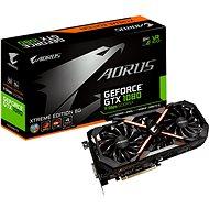 GIGABYTE GeForce AORUS GTX 1080 Xtreme Edition 8G 11Gbps - Grafikkarte