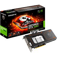 GIGABYTE GeForce GTX 1080 Xtreme Gaming WATERFORCE WB 8GB - Grafikkarte