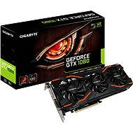 GIGABYTE GeForce GTX 1080 WindForce OC 8G - Grafikkarte