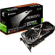 GIGABYTE GeForce AORUS GTX 1080 Ti Xtreme Edition 11G - Grafikkarte
