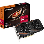GIGABYTE RX 580 Gaming 4GB - Grafikkarte