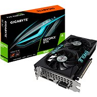 GIGABYTE GeForce GTX 1650 D6 EAGLE OC 4G - Grafikkarte