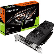 GIGABYTE GeForce GTX 1650 D6 OC Low Profile 4G - Grafikkarte