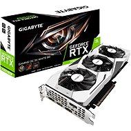 GIGABYTE GeForce RTX 2060 SUPER GAMING OC WHITE 8G - Grafikkarte