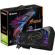 GIGABYTE AORUS GeForce RTX 3080 Ti XTREME 12G - Grafikkarte