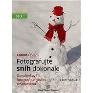 Elektronická kniha Canon DSLR: Fotografujte sníh dokonale