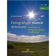 Elektronická kniha Canon DSLR: Fotografujte slunce dokonale