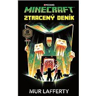 Minecraft - Ztracený deník - Elektronická kniha
