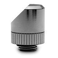 EK Water Blocks EK-Torque Angled 45-Degree - dunkler Nickel - Fitting