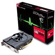 SAPPHIRE PULSE Radeon RX 550 4G OC - Grafikkarte