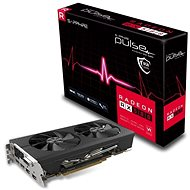 SAPPHIRE PULSE Radeon RX 580 OC 8G - Grafikkarte