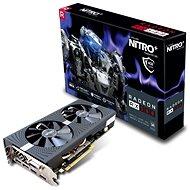 SAPPHIRE NITRO+ Radeon RX 580 OC 4G - Grafikkarte