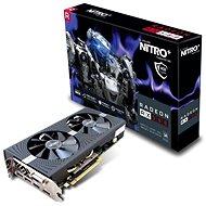 Grafikkarte SAPPHIRE NITRO + Radeon RX 580 OC 4G - Grafikkarte