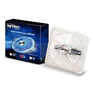 Sapphire Nitro Gear LED FAN weiß - Lüfter