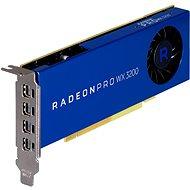 AMD Radeon Pro WX 3200 - Grafikkarte