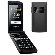 Emporia FLIP Basic Black - Handy