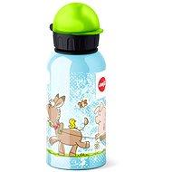 Trinkflasche Emsa FLASK 0.4 l Tiere - Trinkflasche