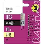 EMOS LED-Glühlampe Classic JC A++ 1,3W G4 warmweiß - LED-Lampen
