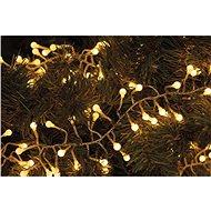 EMOS 288 LED-Weihnachtslichterkette - Igel, 2,4 m, warmweiss, Timer