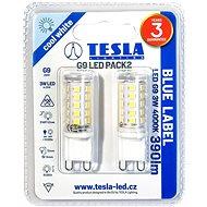 TESLA LED 3W G9 2 Stück 4000K - LED-Birne