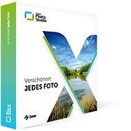 Grafik-Software Zoner Photo Studio X DE 1 Jahr, Home-Version (E-Lizenz) - Grafiksoftware