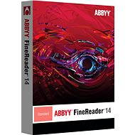 ABBYY FineReader 14 Standard (elektronická licence) - Software OCR
