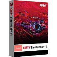 ABBYY FineReader 14 Standard Upgrade - Software OCR