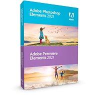 Elektronische Lizenz Adobe Photoshop Elements + Premiere Elements 2019 MP ENG (elektronische Lizenz) - Elektronische Lizenz
