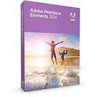 Adobe Premiere Elements 2019 MP ENG upgrade (elektronická licence) - Elektronická licence